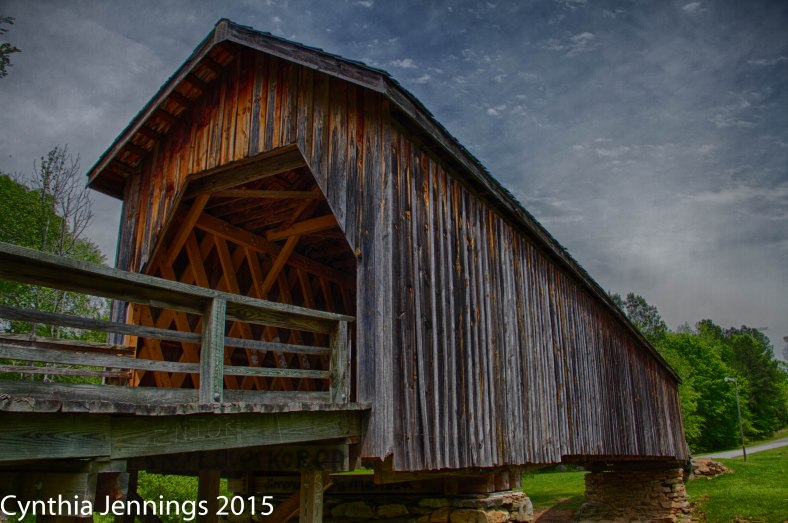 Auchumkee Covered Bridge